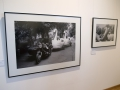 """Germany. Mecklenburg-Vorpommer state. Zingst. Photo exhibit """" Animal's world"""" in the Leica gallery. Opening. 4.10.13 © 2013 Didier Ruef"""