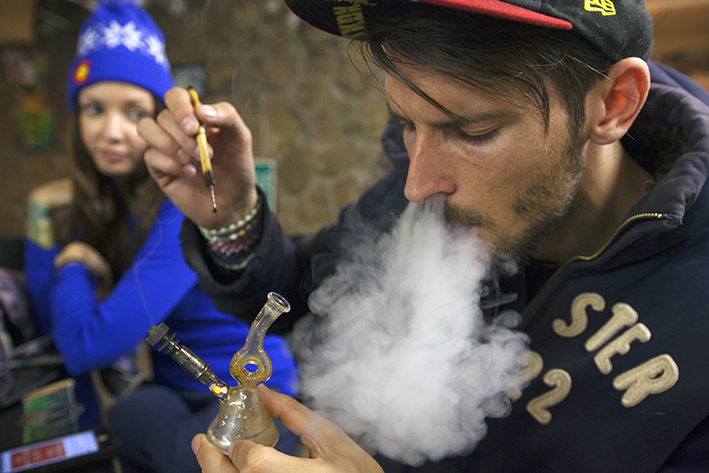 Cannabis Legalization in Colorado, USA – 2014