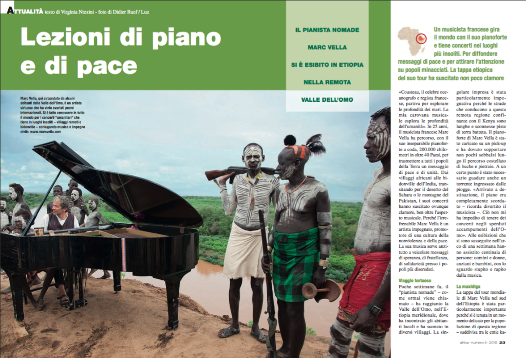 Africa. No 4 2016. Pages 22-25