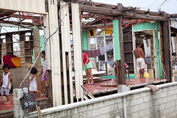 Philippines Guiuan