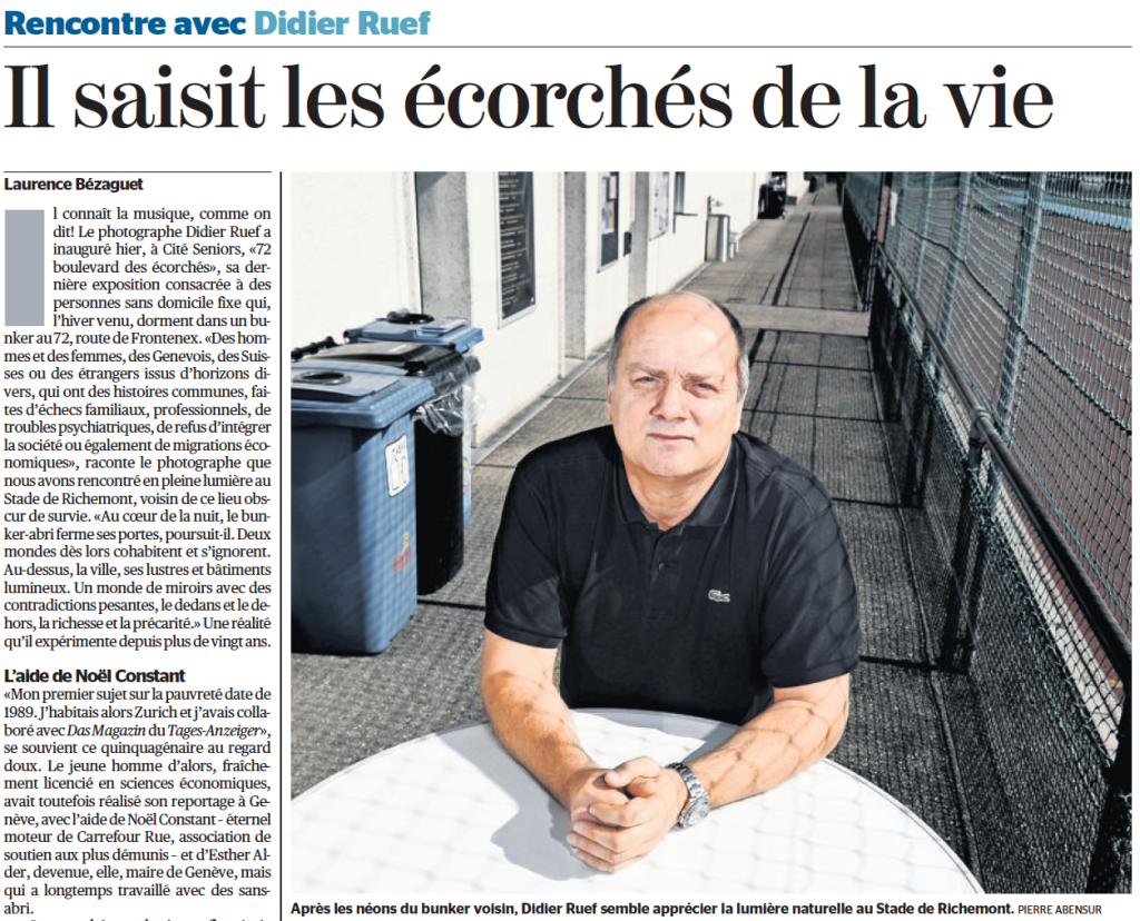 Tribune de Genève, March 18, 2016 (click image to enlarge)