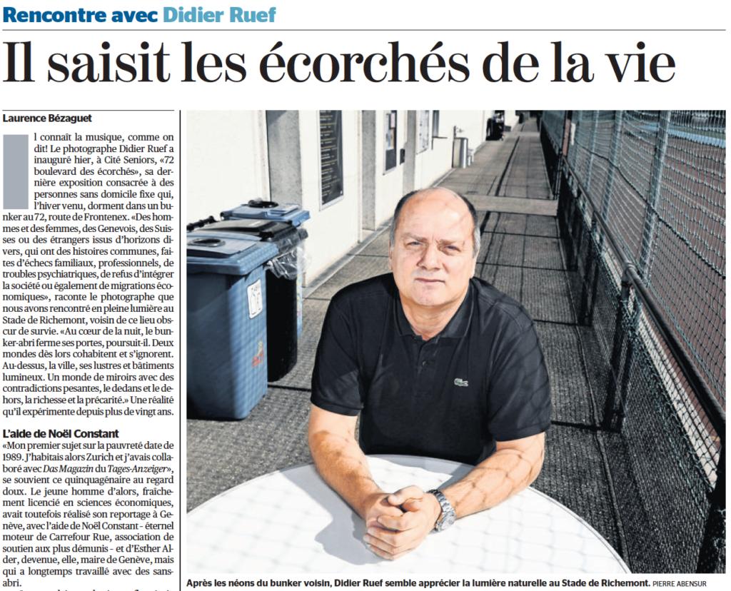 Tribune de Genève, March 18, 2016 (click image to enlarge)
