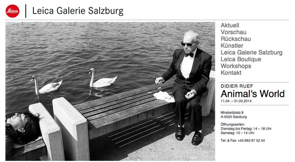 Leica Gallerie Salzburg